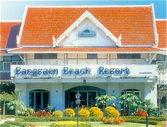 Bangsaen Beach Resort