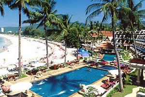 Karon Beach Resort Hotel