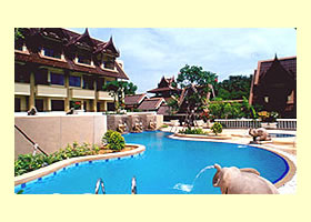 Diamond Cottage Resort & Spa Hotel